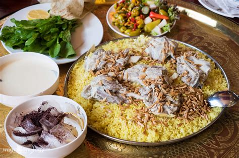 best dishes mansaf the one dish you to eat in