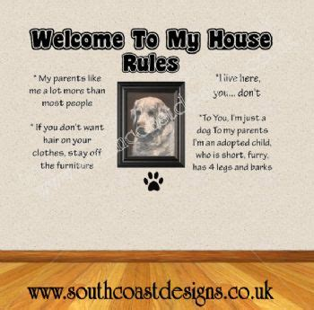 dog house expression dog house rules