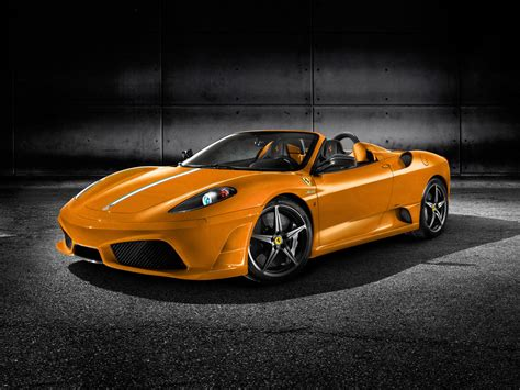 Orange Ferrari Car Pictures Images 226 Super Orange