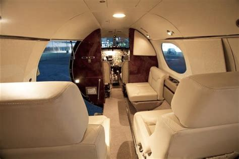 Learjet 25 Interior by Jet Charter Hire Learjet 24 25 Privatefly