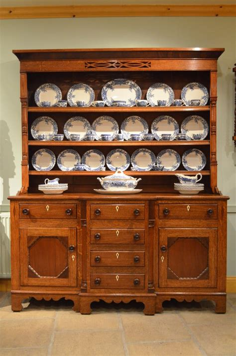oak and mahogany welsh dresser antiques atlas