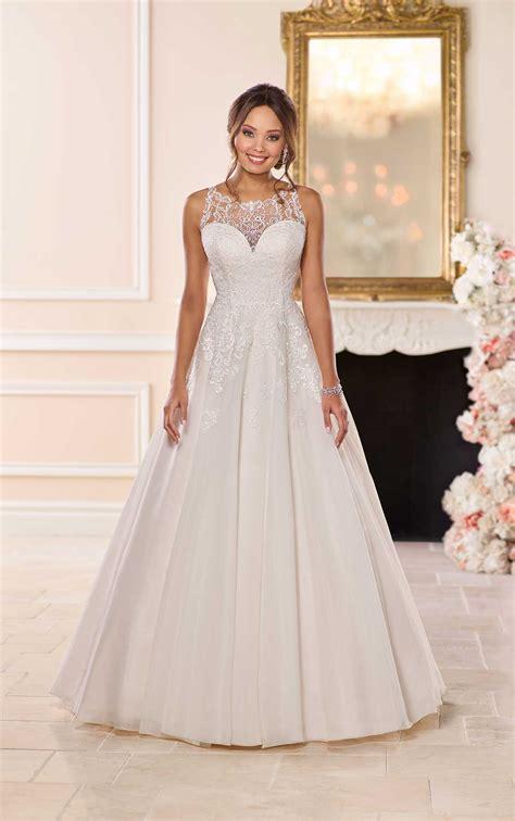 affordable classic wedding dress stella york wedding gowns