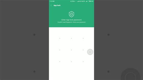 pattern lock redmi note 4 unlocking the app lock forgetting pattern for redmi note