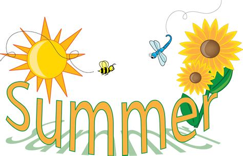 clipart summer end of summer clipart clipground