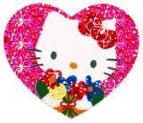 imagenes hello kitty brillantes movimiento imagenes animadas