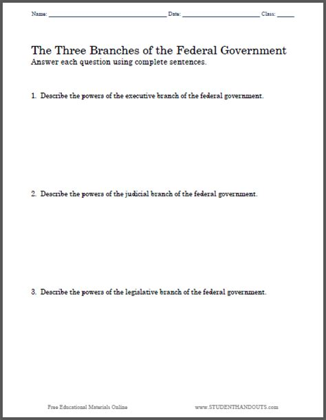 Powers Of The Legislative Branch Essay by Click Here To Print