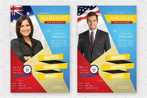 10 political flyer templates printable psd ai vector
