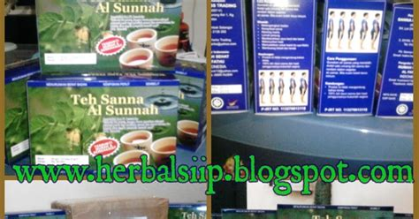 Teh Sanna Al Sunnah top herbal teh sanna al sunnah