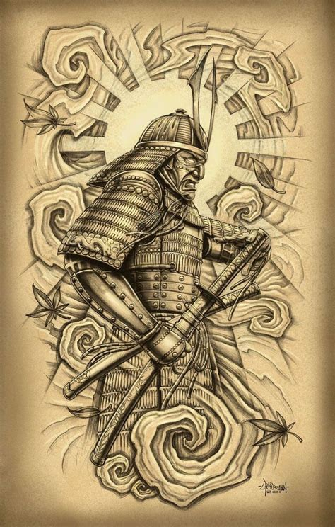 samurai warrior sleeve tattoos designs 25 best ideas about japanese warrior on