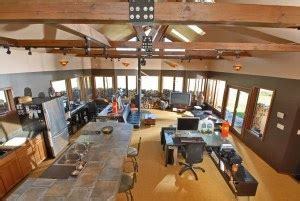 Atlas F Missile Base Silohome Luxury Home With Private Airport Atlas F Silo Luxury Home