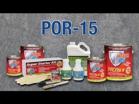 por 15 starter kit from eastwood