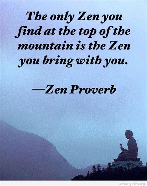 zen inspiration zen quotes quotesgram