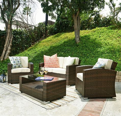 Outdoor Patio Furniture Discount Special Sale 58 For Outdoor Furniture Sofa 4pcs Luxury Patio Set Outdoor Patio