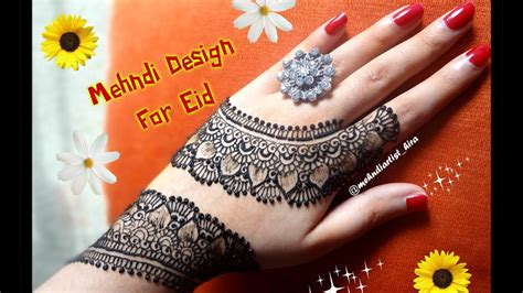 diy henna designs   apply easy simple  stylish mehndi designs  hands tutorial