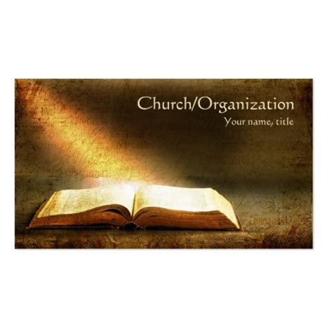 free christian cards templates religious business card templates bizcardstudio
