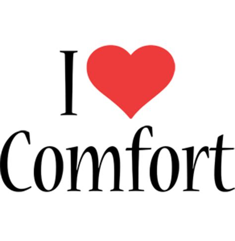 names that mean comfort comfort logo name logo generator i love love heart