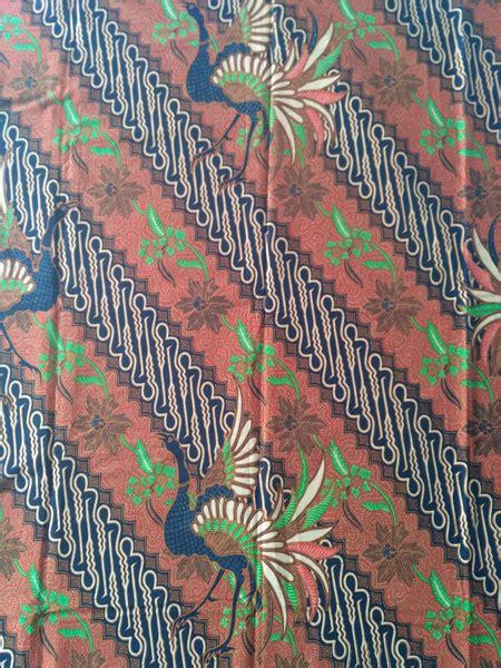 Meteran Baju Besar bahan kain batik 2 meteran 36 pusat grosir batik