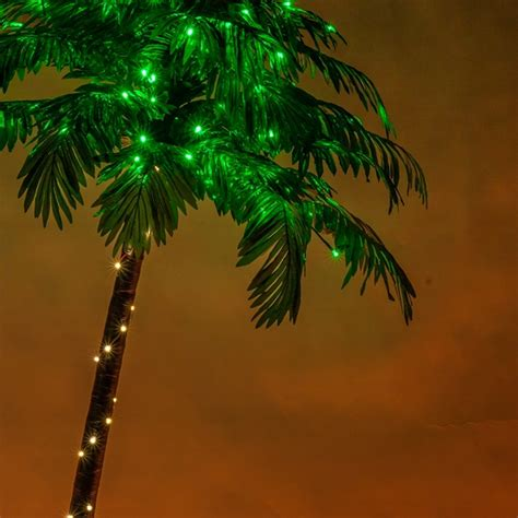 led lighted palm trees lighted palm trees 6 led curved lighted palm tree