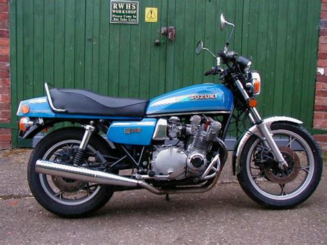 1980 Suzuki Gs1000 1980 Suzuki Gs 1000 E Moto Zombdrive