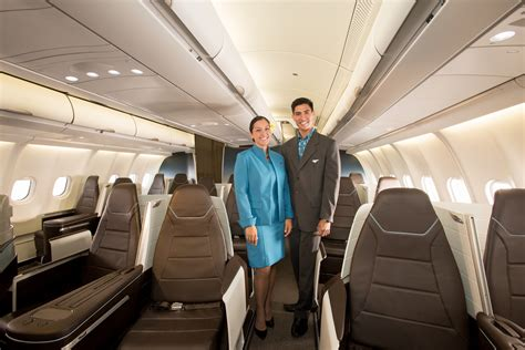 Flight Attendant Hawaii by Hawaiian Airlines Lie Flats Now Flying Travelupdate
