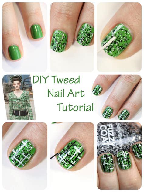 Homemade Nail Art Tutorial | diy nail art tutorial how you can do it at home