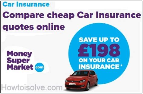 Best Website To Compare Car Insurance In UK 2017