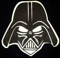 Darth Vader Outline by Darth Vader Mask Outline Wesharepics