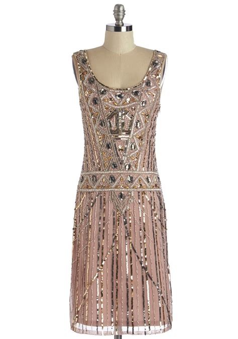 blush beaded dress blush pink beaded flapper gown deco shop