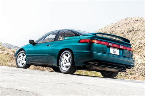 subaru svx 1992 1997 subaru svx collectible classic automobile magazine