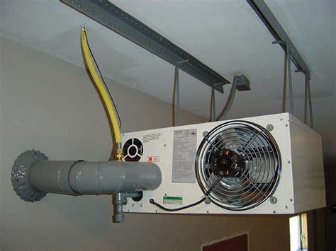 Installing Garage Heater garage heater installation