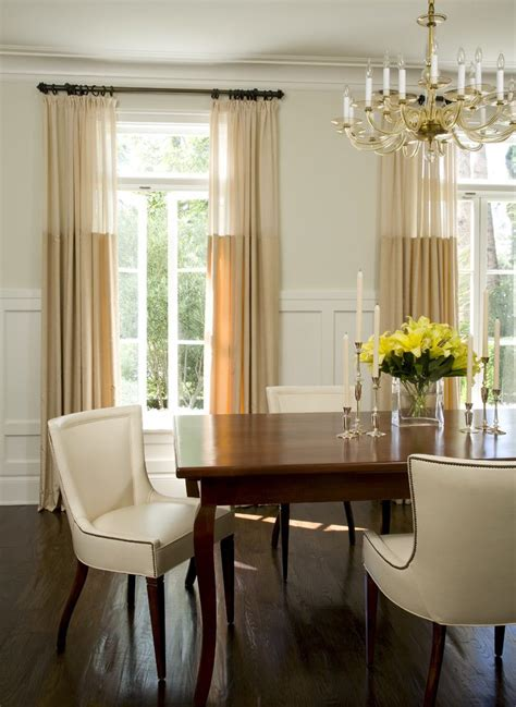 dining room chandeliers with l shades geometric curtains and drapes living room traditional with