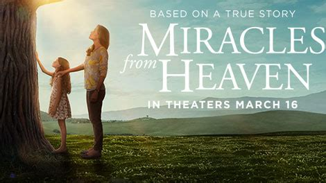 Miracle From Heaven Ita Miracoli Dal Cielo Miracles From Heaven 2016 Hd Italiano Gratis