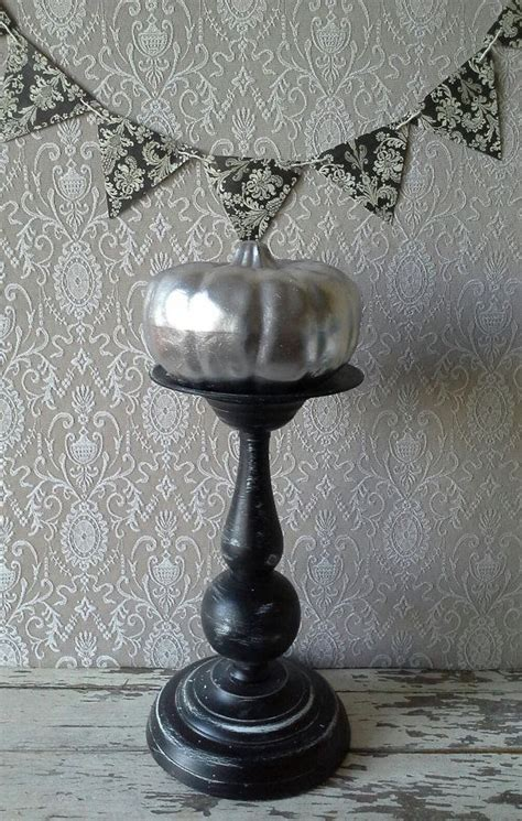 decor black candle holder black candle stick
