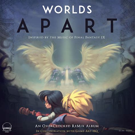worlds appart album cover