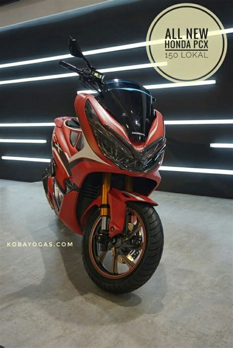 Harga Pcx 2018 Abs nih harga resmi all new pcx 150 2018 indonesia abs 30 7jt