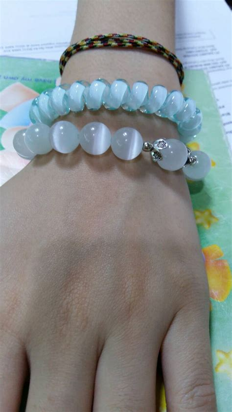 Hairhoop Telephone Wire lucky mint green telephone wire shape simple design resin