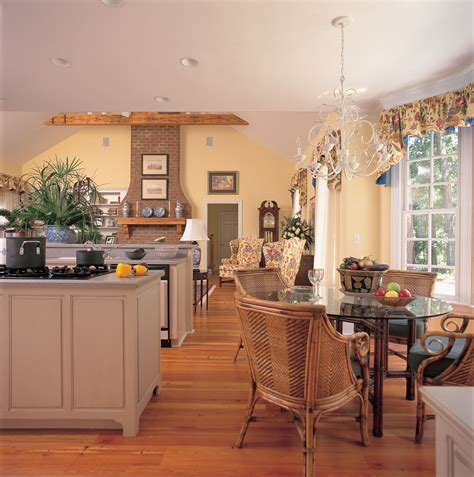 Galley Kitchen With Island Layout Cape Cod Home Amp Old Key West House