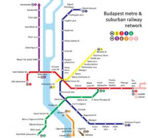 metro transfer color list of budapest metro stations