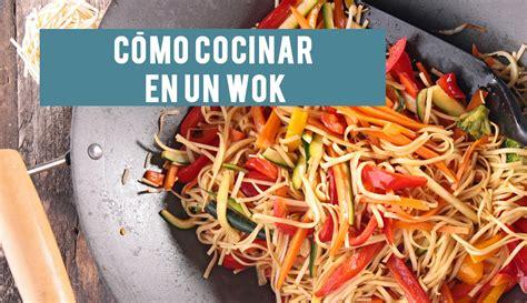 c 243 mo cocinar en un wok t 233 cnica curado y consejos 250 tiles - Como Cocinar En El Wok