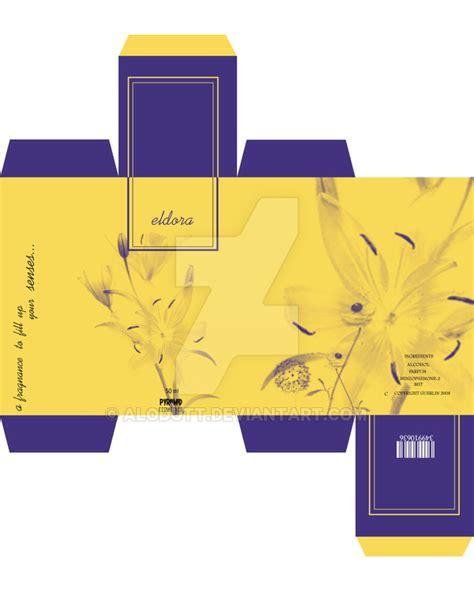 Perfume packaging 2 by alodutt on deviantart