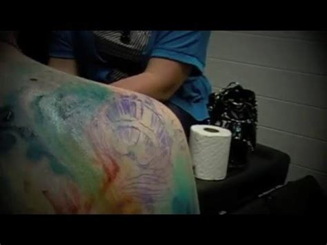 watercolor tattoo youtube peacock feather watercolor time lapse
