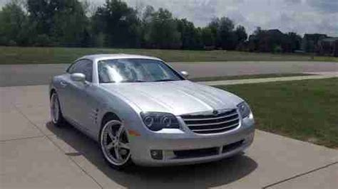 how to sell used cars 2008 chrysler crossfire on board diagnostic system sell used 2008 chrysler crossfire limited coupe 2 door 3 2l in elizabethtown kentucky united