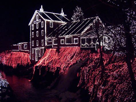 15 Best Christmas Light Displays In Ohio 2016 The Best Light Displays