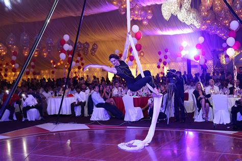 themed party events circus themed party for a leading construction company
