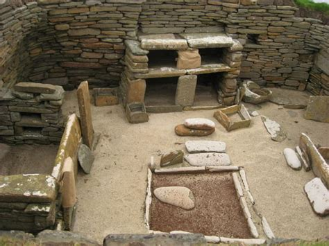 intact house insurance an intact house of skara brae photo