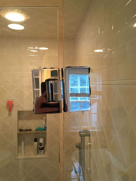 Shower Door Fixings Fix Shower Door How To Fix Stiff Sliding Shower Doors 3 Steps With Pictures City Glass