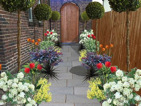 Landscape Garden Ideas Uk Garden Pathway Ideas In Shrewsbury Landscaping Design