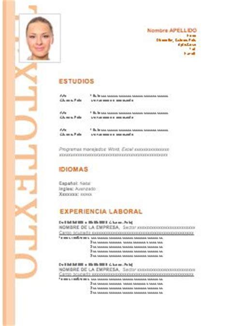 Modelos De Hoja De Vida Curriculum Vitae 17 Mejores Ideas Sobre Formato Para Curriculum En Formato Cv Formato De Cv Y