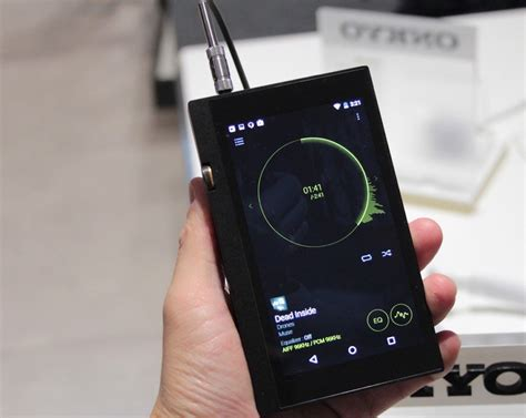 dp review onkyo dp x1 digital audio player review 187 the gadget flow