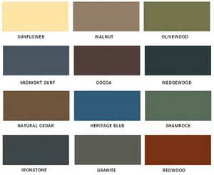royal siding colors mastic vinyl siding color chart